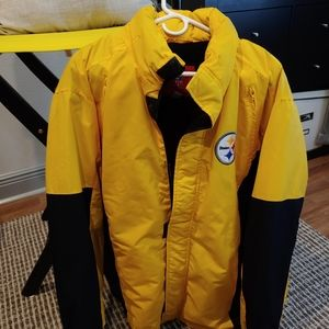 Steelers Winter Coat